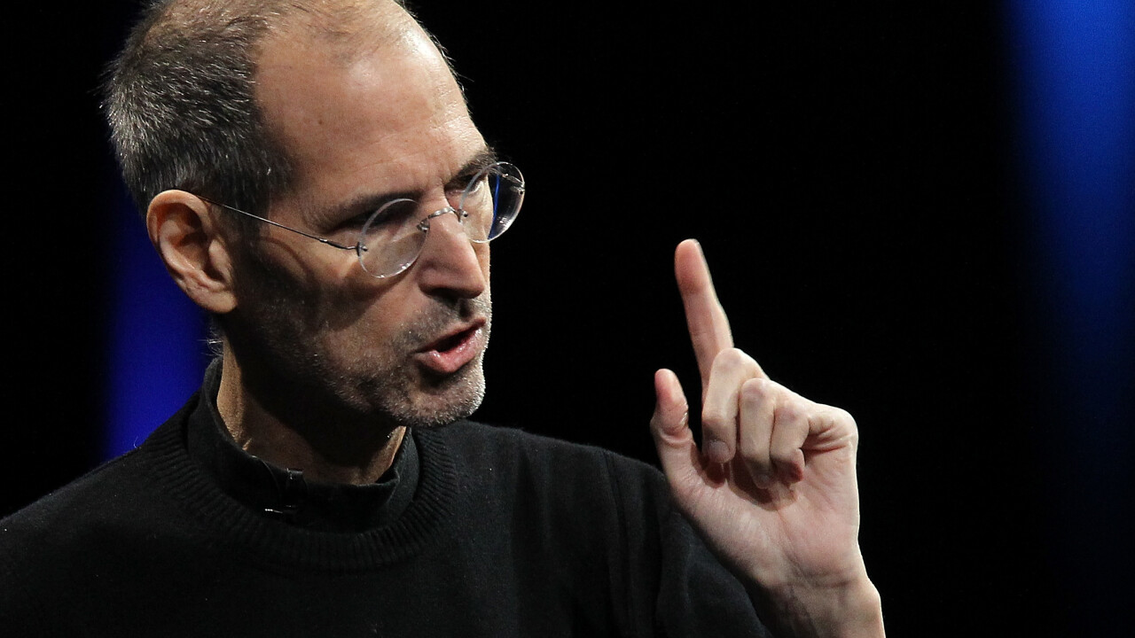 Google's iOS Gmail app contains Steve Jobs tribute in its App Store screenshots