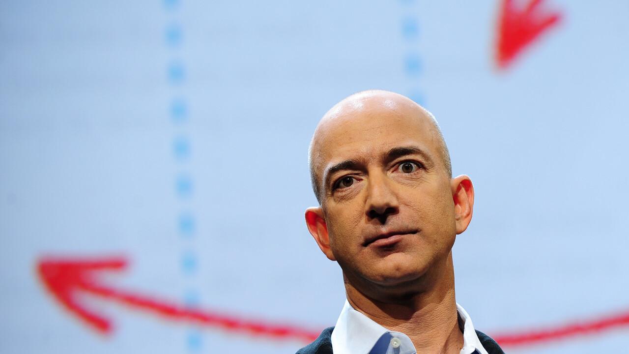 Amazon misses on revenues of $13.81 billion, massive EPS loss of -$0.60