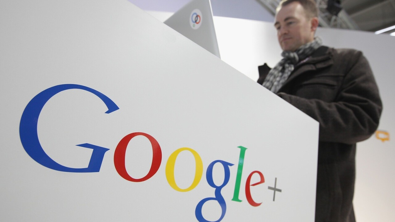 Google is now showing personal search results and Google+ promotions to Gmail users
