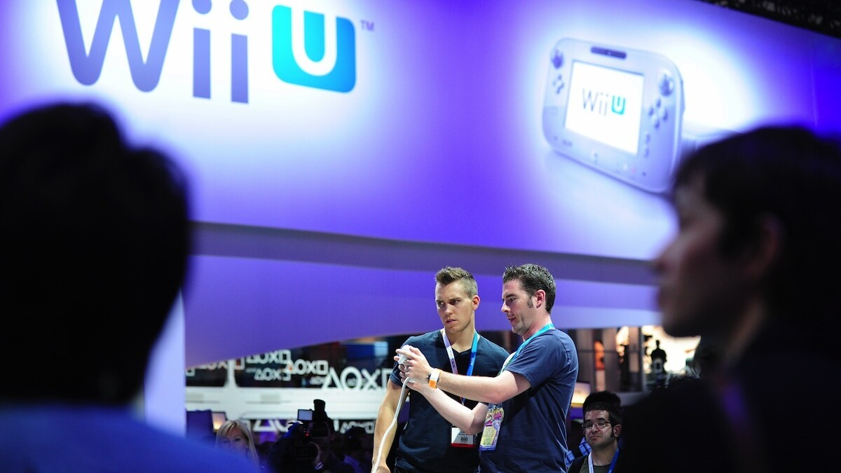 Nintendo showcases new Wii U console in frenetic new TV ad in the UK