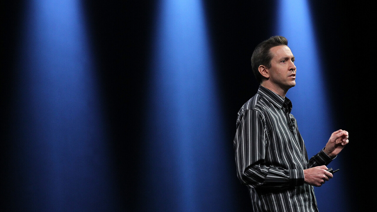 Apple's Scott Forstall to leave company in 2013. Browett out as Cue, Ive, Fedherighi take on new roles