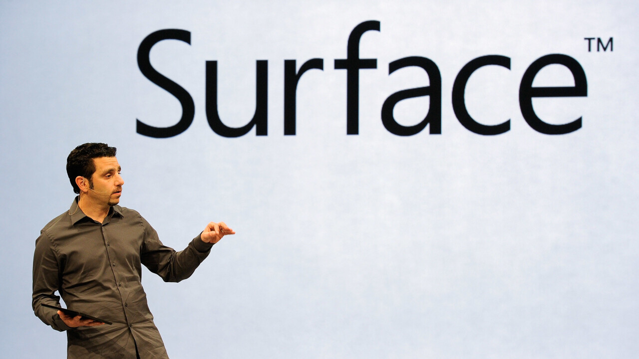 The Microsoft Surface RT tablet to cost $499, or $599 with Touch Cover