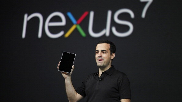 Google announces 32GB Nexus 7, finally brings 3G to the party