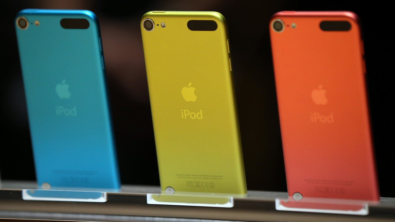 Apple begins shipping new iPod touch and iPod nano, deliveries expected from October 15
