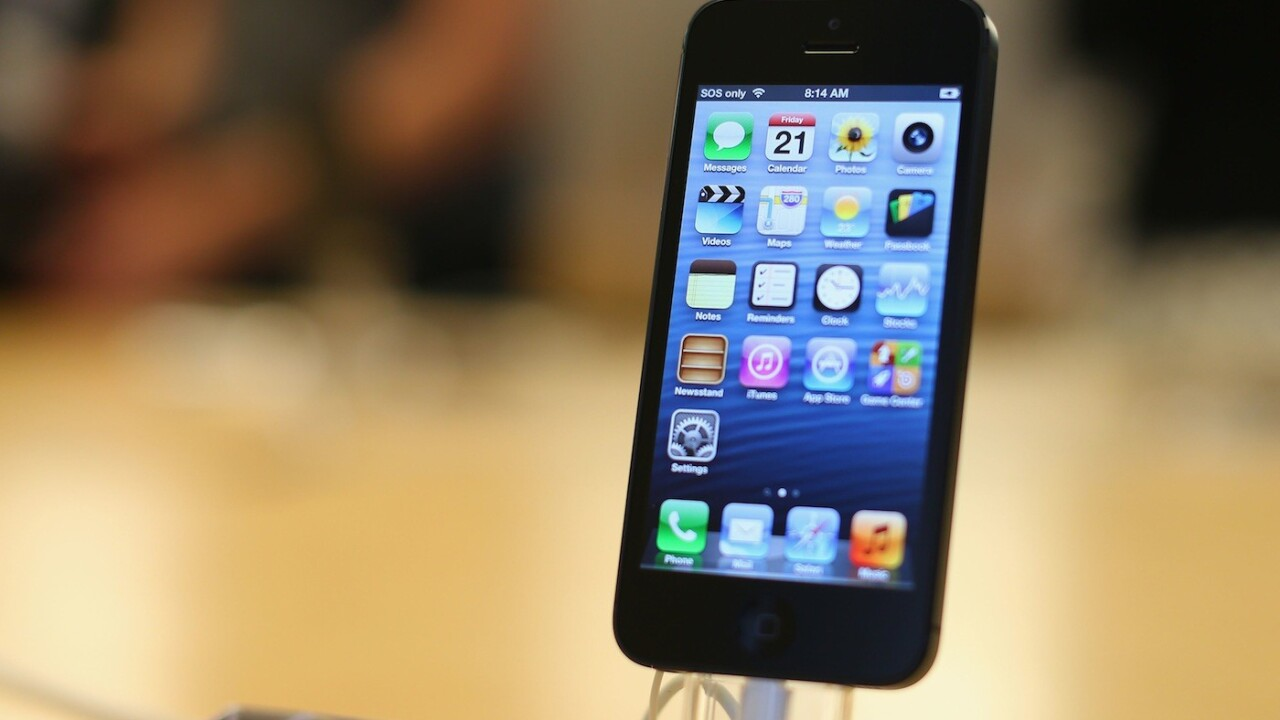 First world problems: Apple's iPhone 5 was the top #FML topic in September