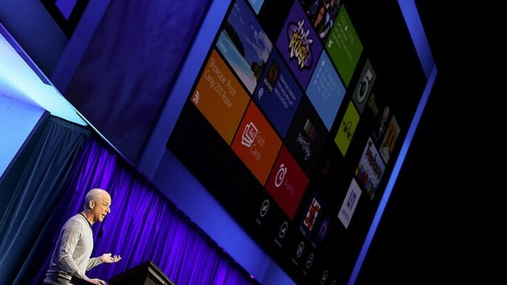 Microsoft announces a cumulative Windows 8 update, improving app performance and battery life