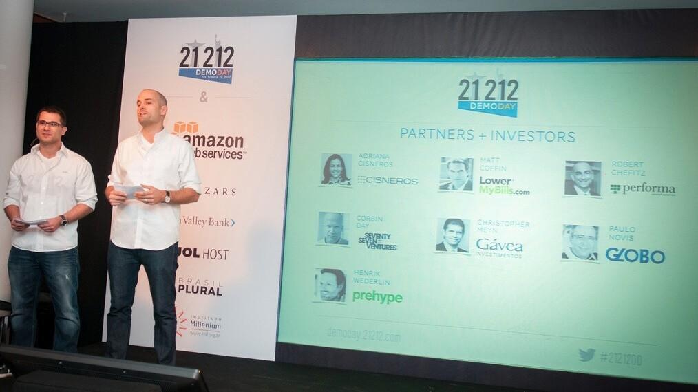 21212 raises US$5 million for its Brazilian-American startup accelerator, announces fund