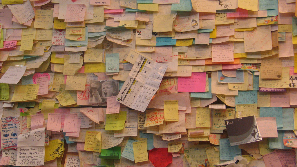 Get out of your head & get things done: How to create a basic productivity system