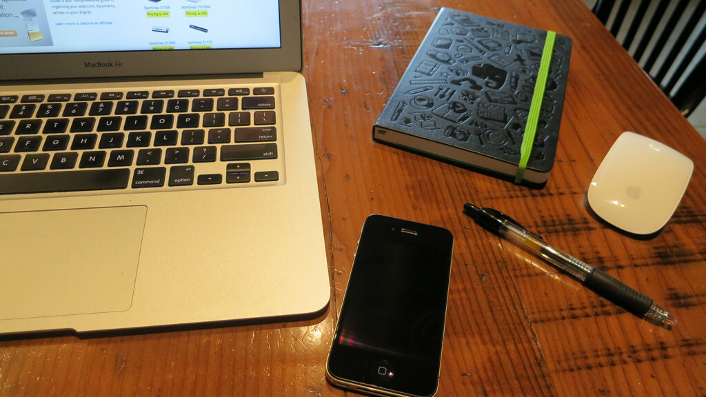 Evernote Moleskine notebook review: When digital and analog elegantly collide