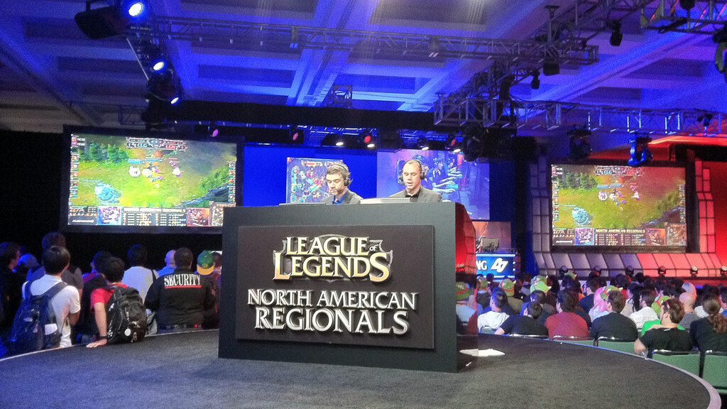 70 million users, 1+ billion hours every month: League of Legends is the world's most played video game
