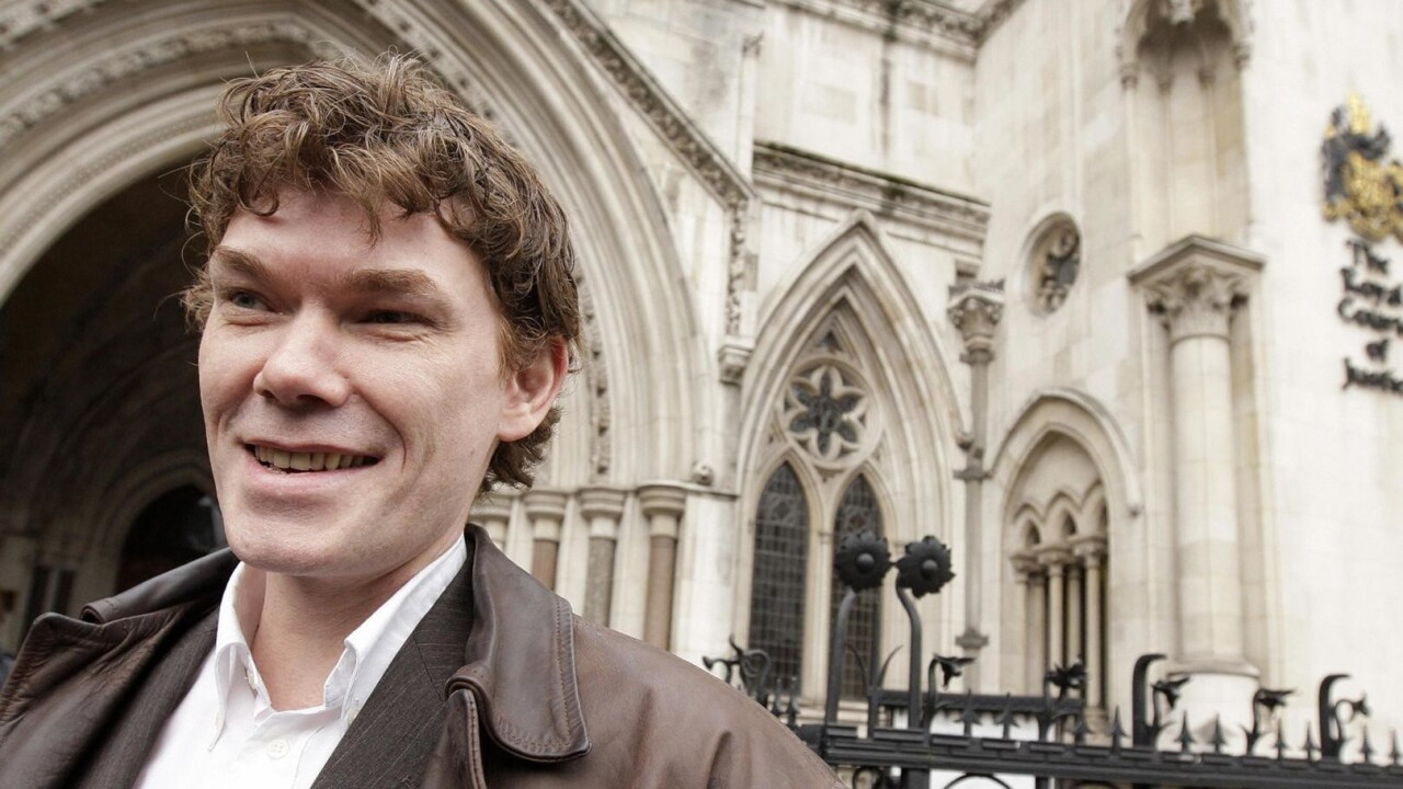 UK Home Secretary blocks 'Pentagon hacker' Gary McKinnon's US extradition