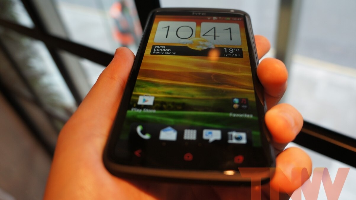 HTC's Android flagship evolves with the launch of the HTC One X+