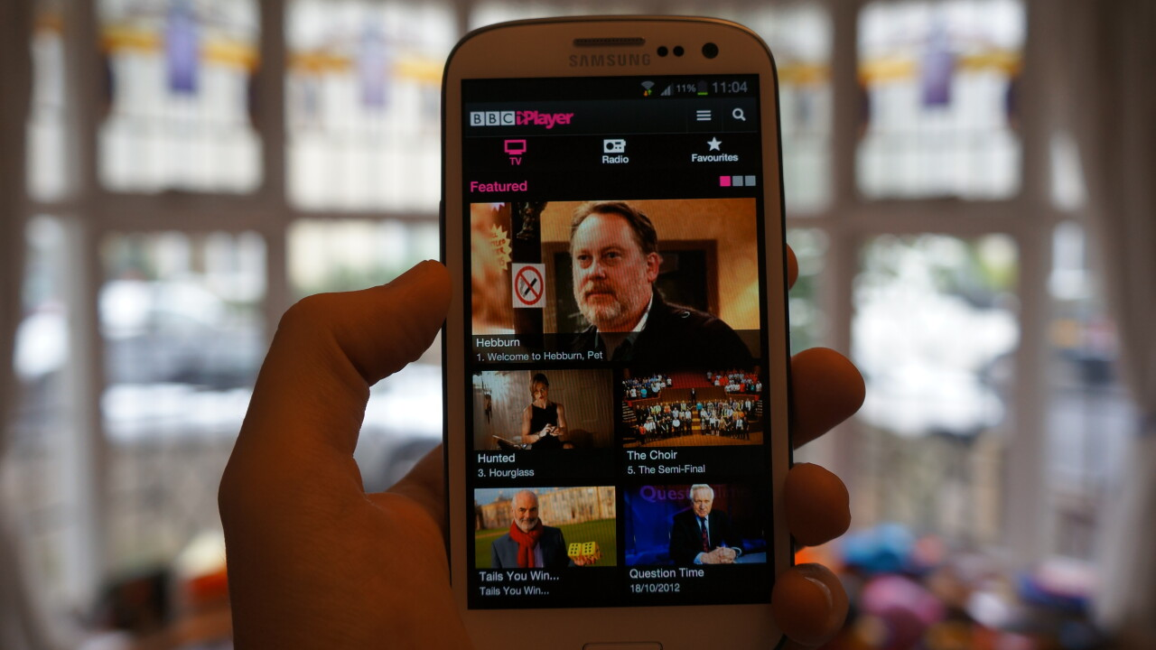 BBC iPlayer Android app updated with Jelly Bean and BBC Media Player support, but users aren't impressed