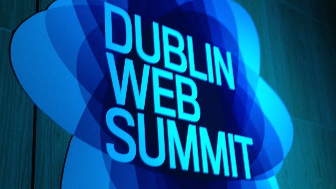 TNW is at the Dublin Web Summit: Watch the livestream here