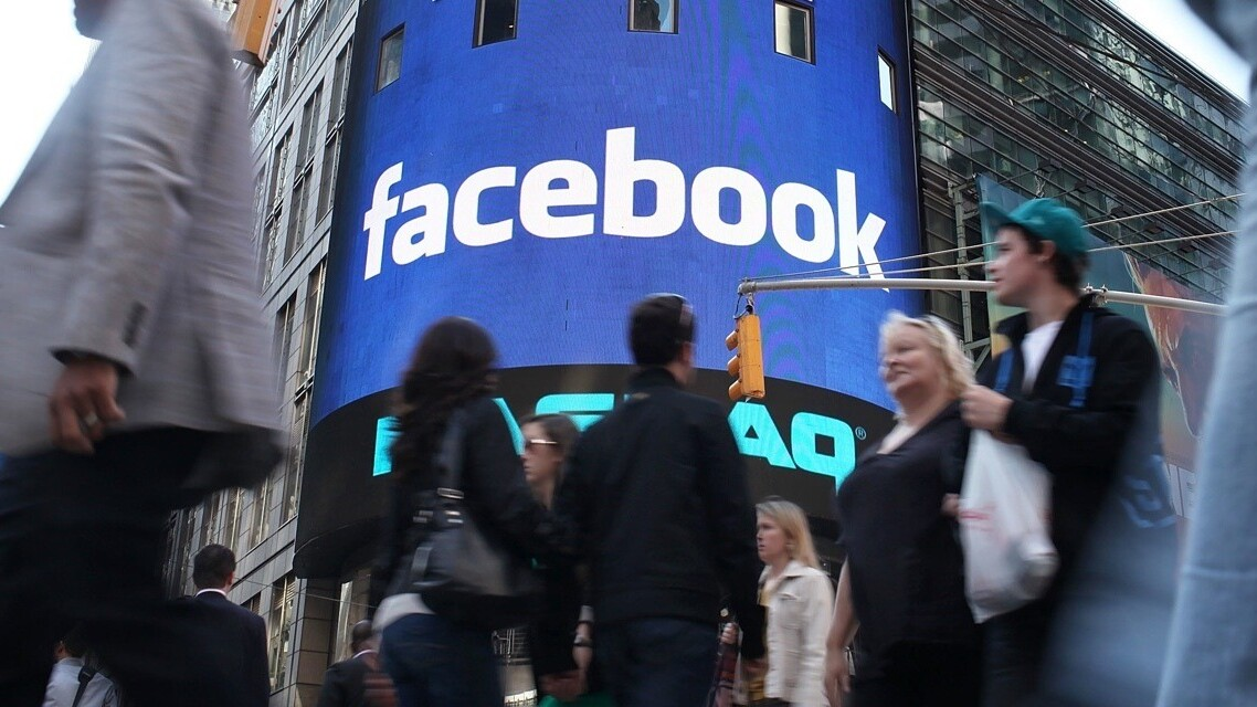 Facebook officially passes 1 billion monthly active users