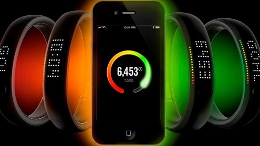 Nike+ FuelBands arrive in two new colors at more Nike stores across the US, UK and Canada from October 31