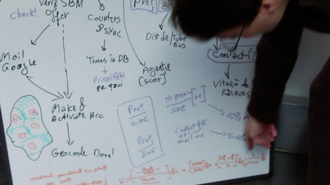 10 startups, 13 intense weeks: Let's get algorithmic [Video]