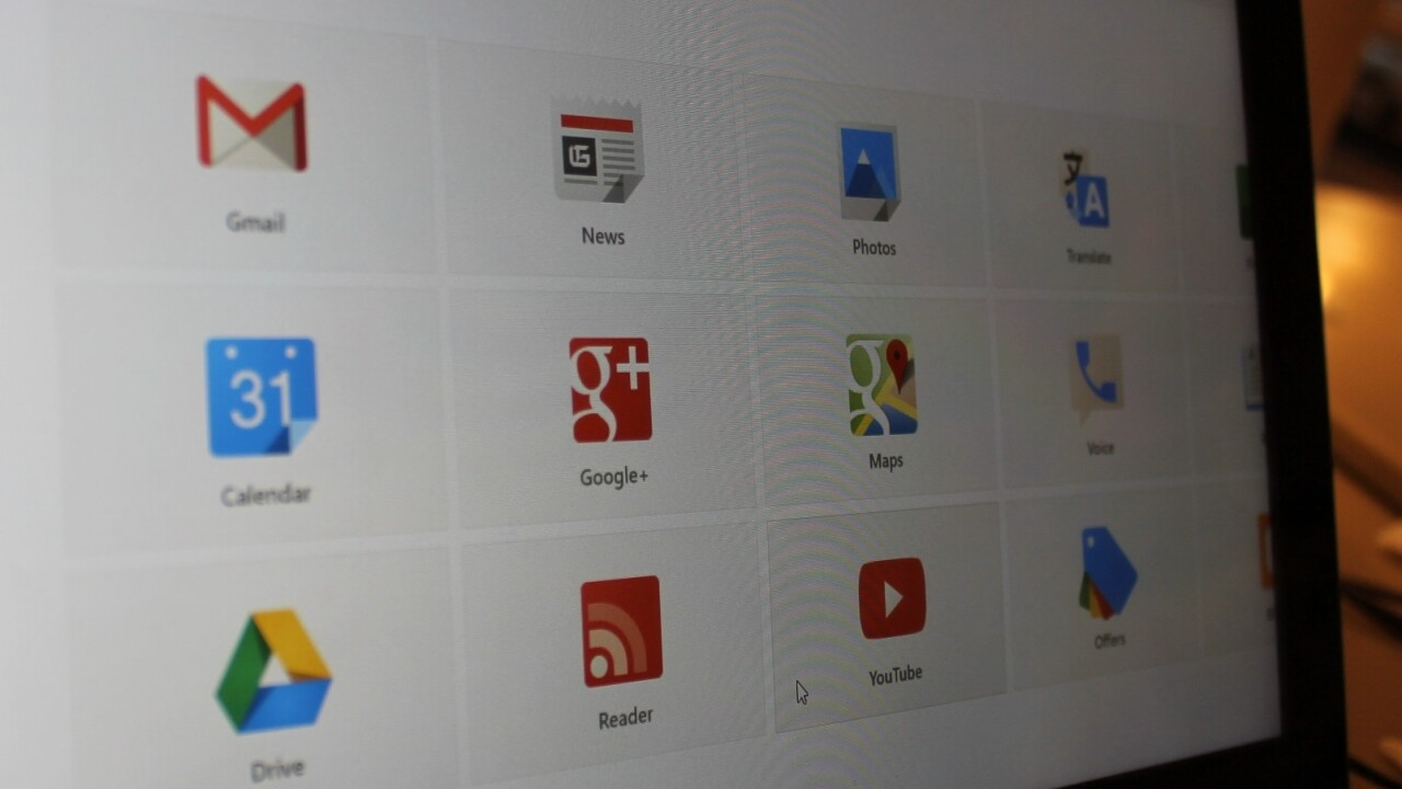 Google Search app launches for Windows 8, and it's a gateway to all other Google apps