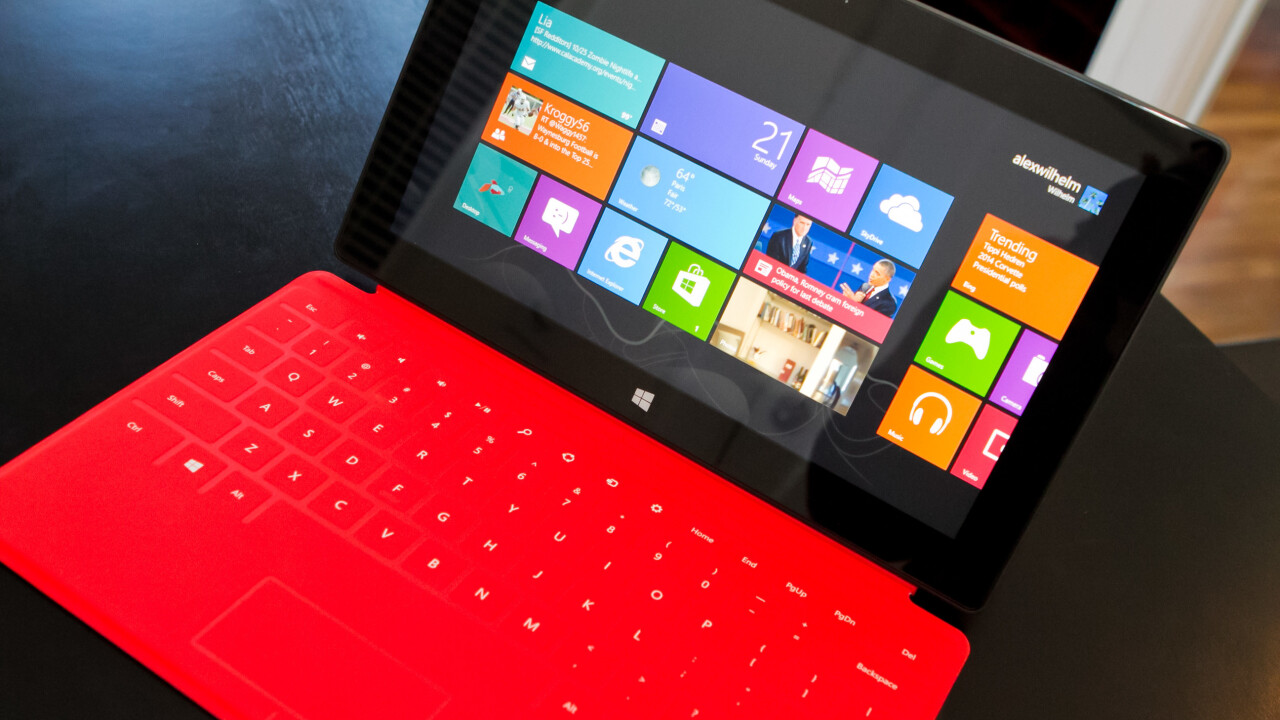 Microsoft sued over use of Live Tiles in its Windows 8 and Windows Phone software