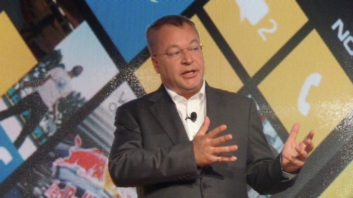 Nokia's Q3 2012: $754 million operating loss, $9.49 billion in net sales, 2.9 million Lumia phones sold