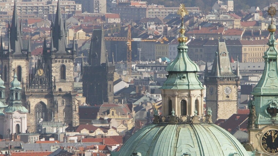 How Prague's 'Smile Land' district is becoming a hub for Czech startups