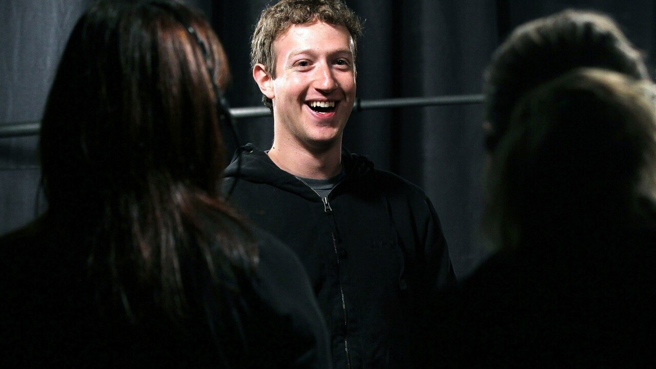 Zuckerberg: More people use Facebook on mobile web than on Android and iPhone combined