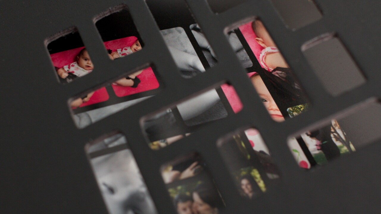 Mosaic for iPhone lets you build beautiful printed photo books in minutes for the life in-between