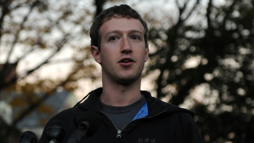 Zuckerberg: More money to be made in mobile, where users have 70% likelihood of using Facebook daily