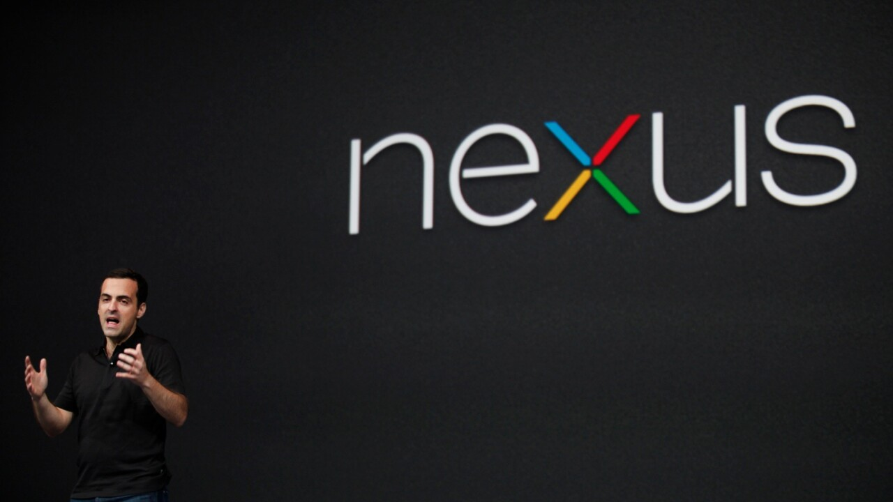 Google's lame duck explanation of why the Nexus 4 doesn't have LTE