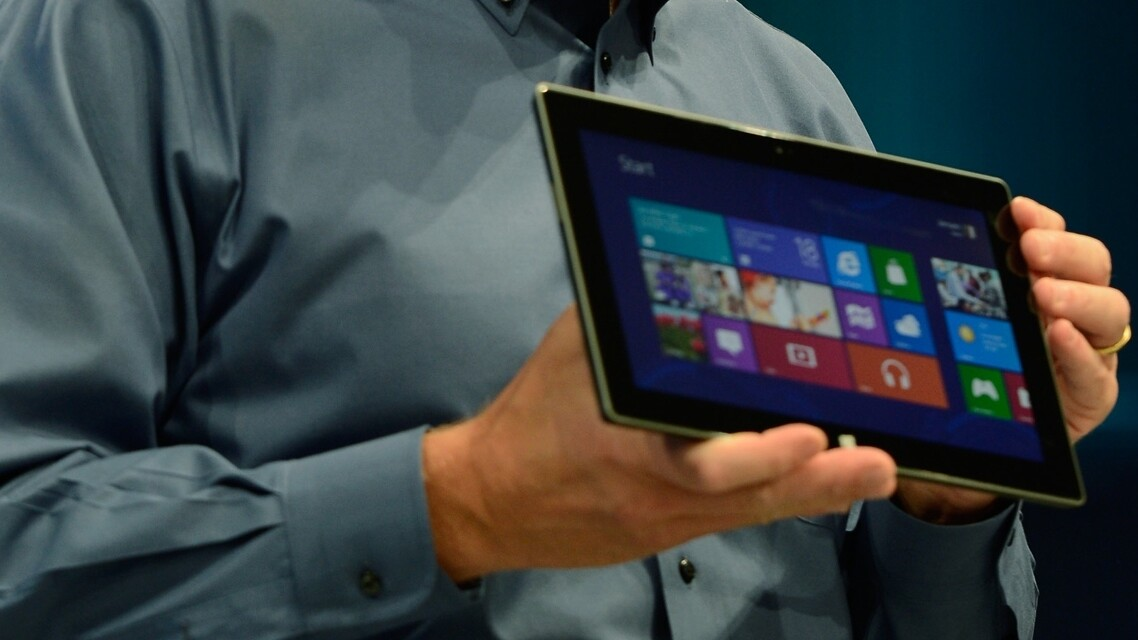 Want to pre-order a Microsoft Surface RT tablet? Here's the international price list and purchase links you need