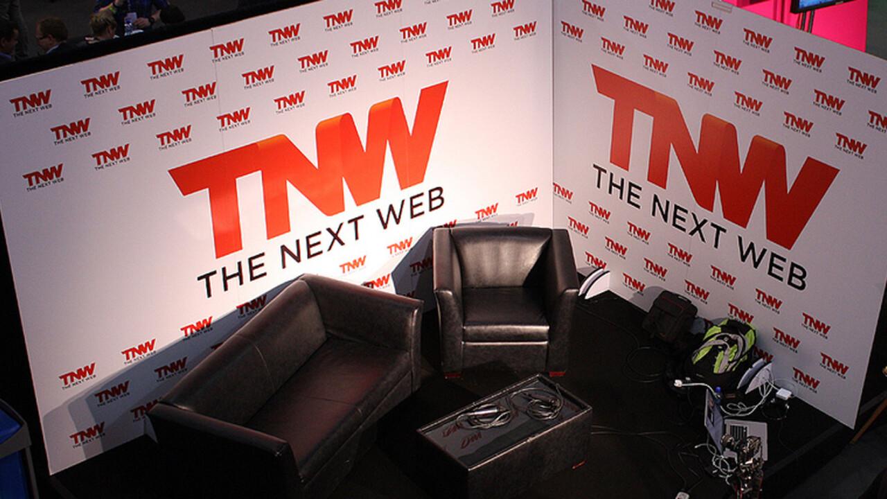 TNW at Dublin Web Summit: Connor Murphy of Datahug talks tactics for startups