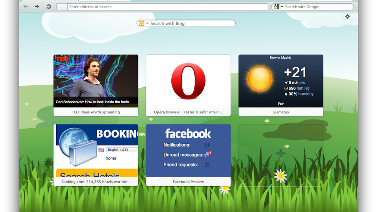 Opera pushes new beta desktop browser (12.10) with enhanced OS integration, SPDY support and new APIs