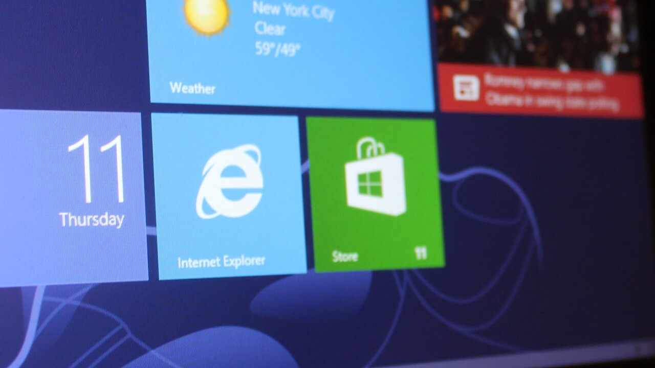 Windows 8 and the app economy: Microsoft's vying for iOS and Android developers [Interview]