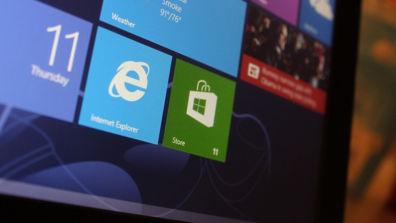 Microsoft: Windows 7 shifted 670m licences, Skydrive has 200m people sharing 11bn photos