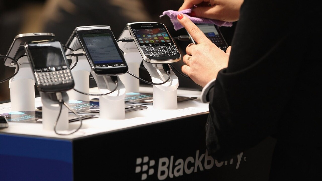 RIM aiming to introduce carrier billing for BlackBerry apps in India this year