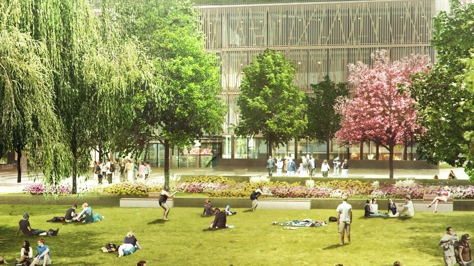 NY's Cornell Tech campus enters land use review process to open in 2017, teases sexy renderings