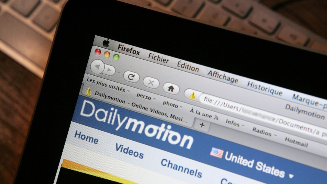 Dailymotion advances its paid content service OpenVoD, powered by Cleeng