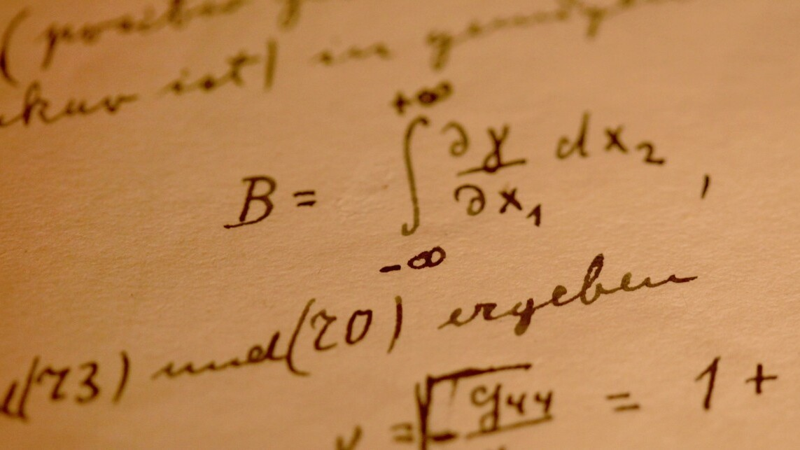 The guys from The Big Bang Theory will love mathematical search engine Symbolab