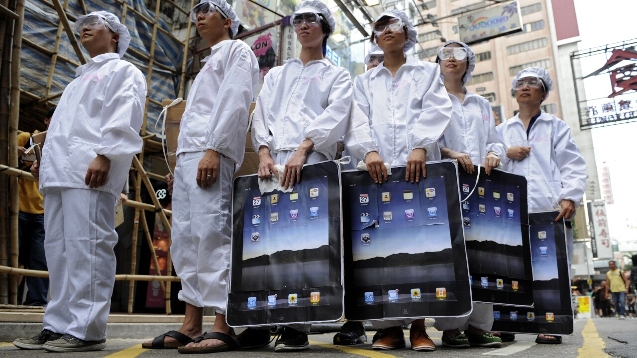 Why it wouldn't make sense for Apple to use Brazil as a production hub for the 'iPad mini'