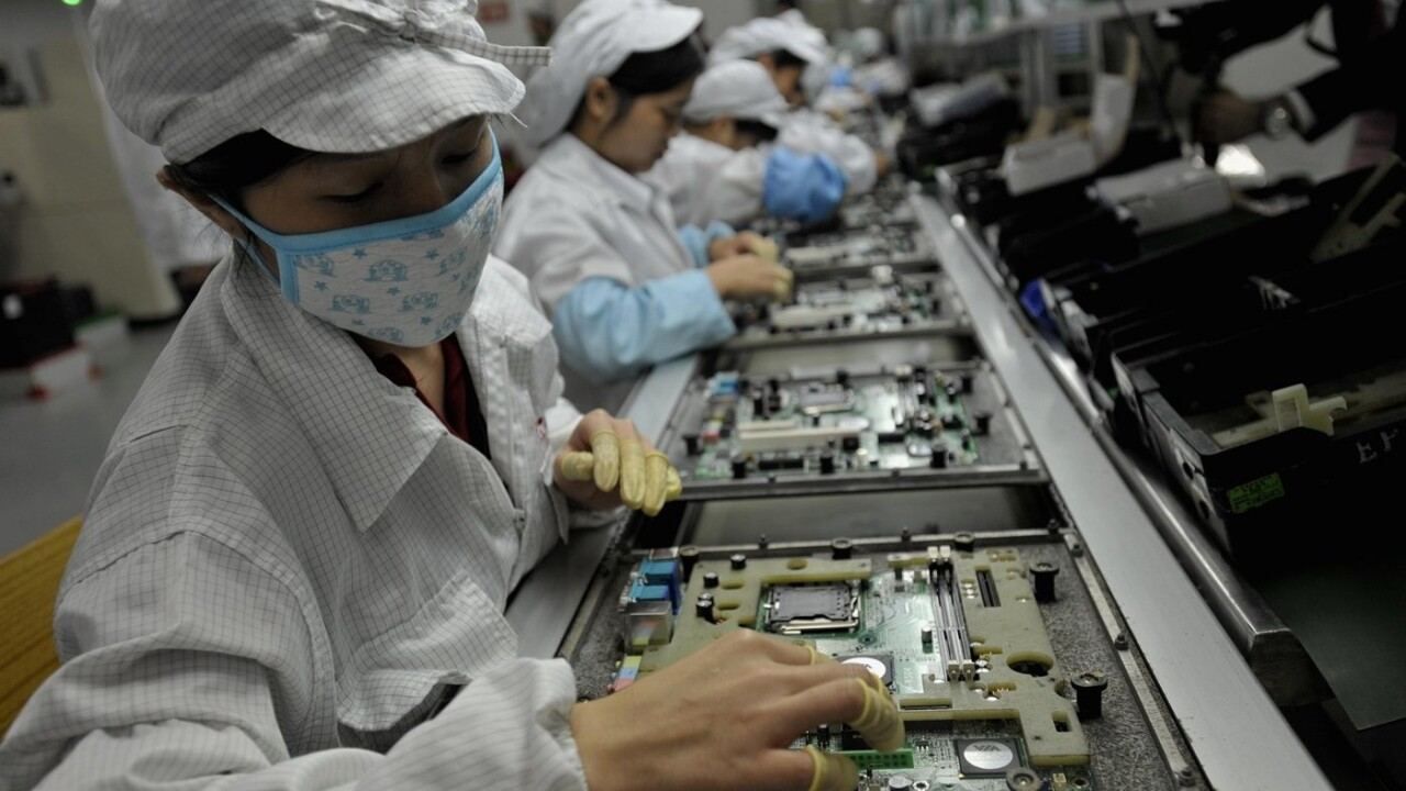 """Apple supply issues highlighted as Foxconn insider says iPhone 5 is """"most difficult"""" device it's produced"""