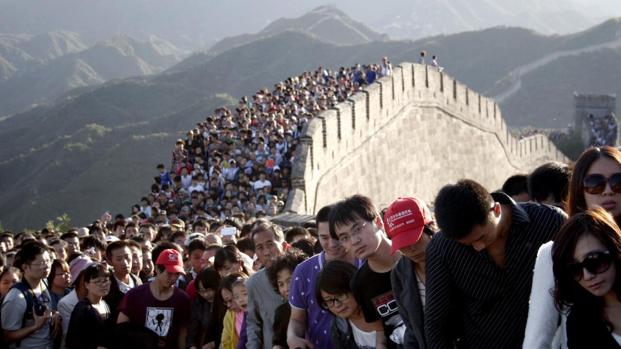 The great firewall: China's digital margins