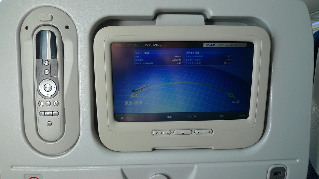 Samsung and Boeing partner, vowing to advance in-flight entertainment