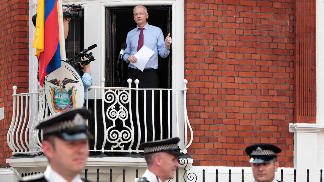 Wikileaks' founder Julian Assange set to publish book on Internet freedom