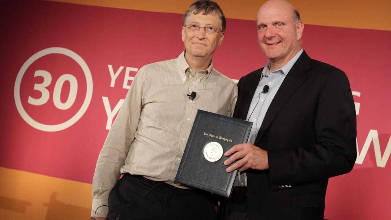 Microsoft marks $1 billion milestone for employee giving program as it kicks off 30th campaign