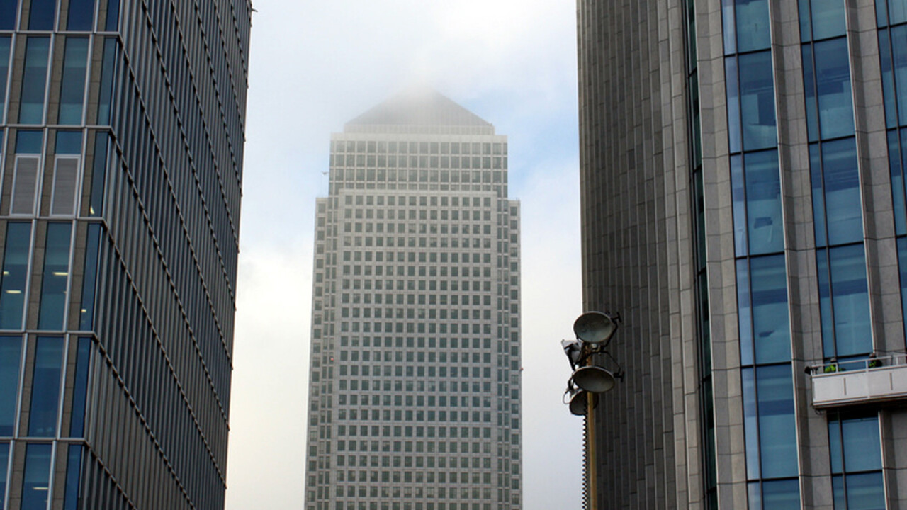 Canary Wharf Group to launch accelerator for financial tech businesses