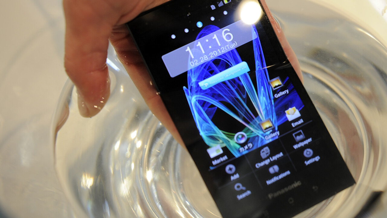 Panasonic's mobile division mulling exit from Europe