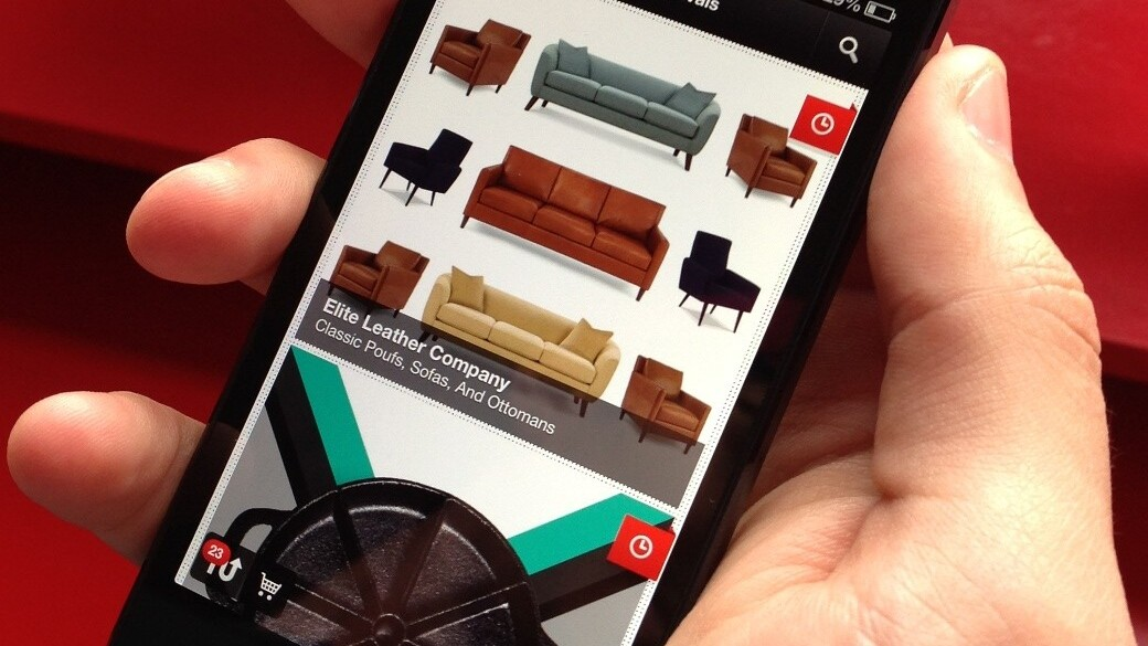 Fab rebuilds its iOS app from the ground up and launches it in 24 European countries