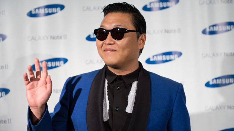 Samsung taps PSY to launch Galaxy Note II in Canada