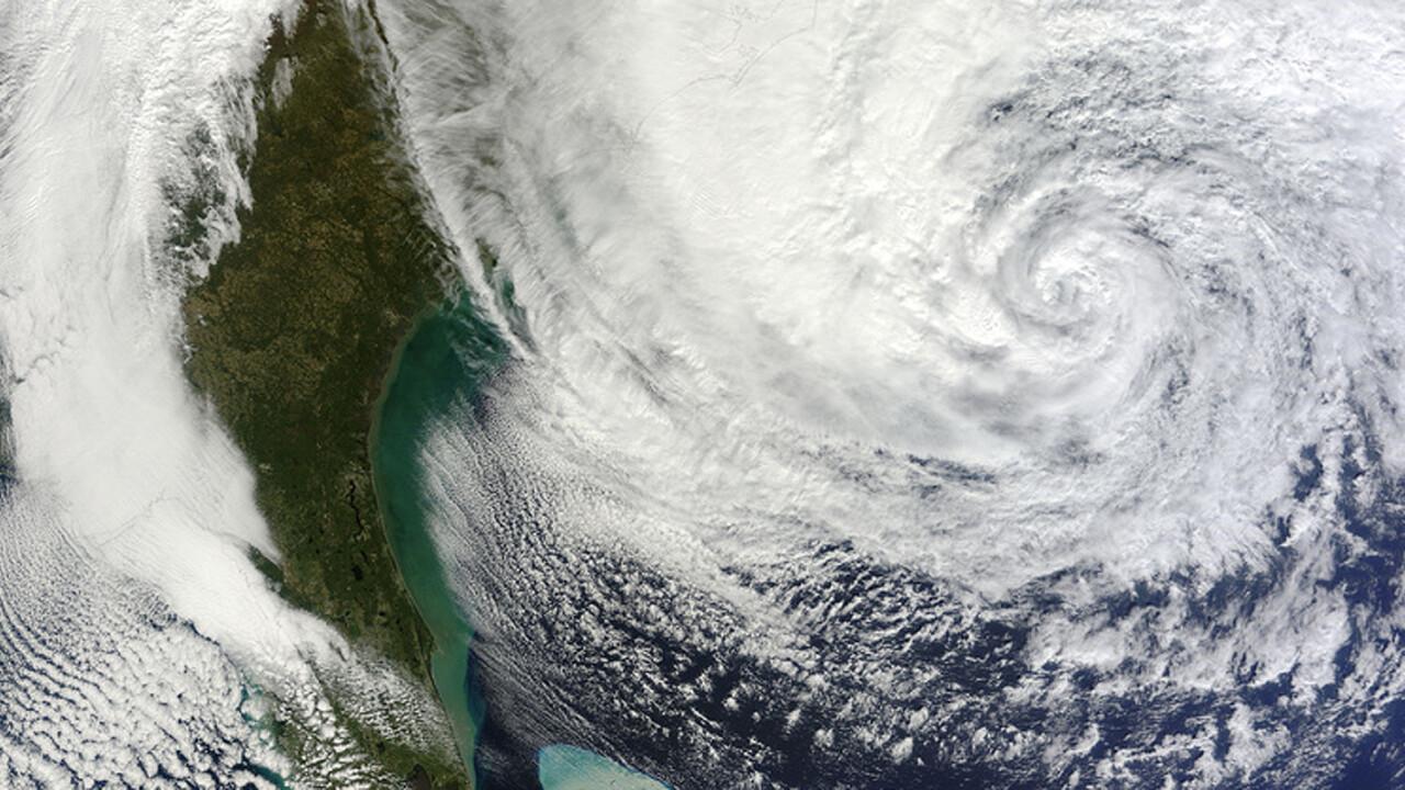 How to follow Hurricane Sandy online