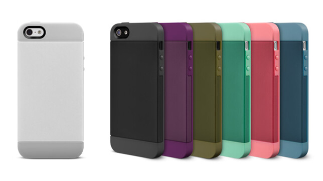 The Best iPhone 5 Case (so far) is the Switcheasy Tone